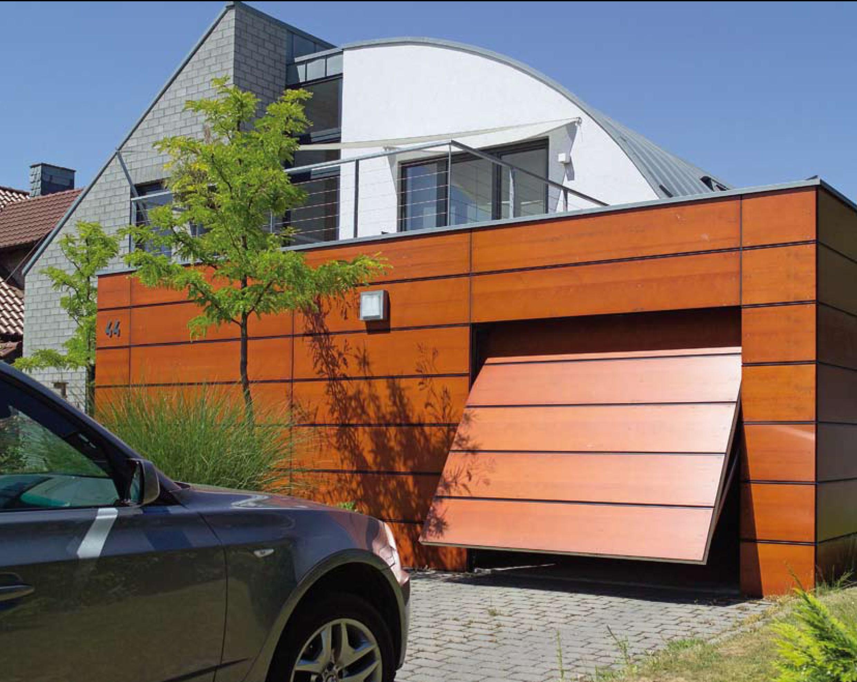 Soluci n berma para puerta autom tica de garaje particular for Precio de puertas electricas