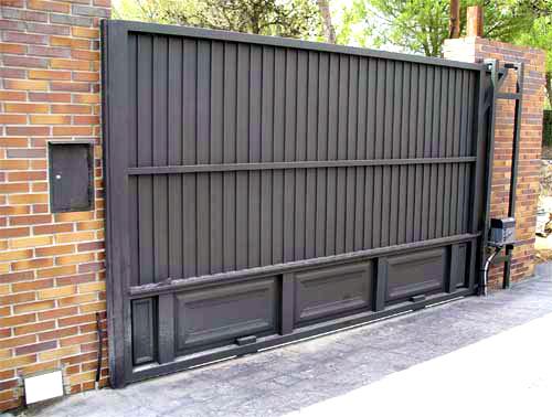 Garaje tsc ferrodor - Puerta de garaje automatica ...
