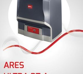 Ares Ultra BT A: operator for sliding gates up to 1500 kg in weight.